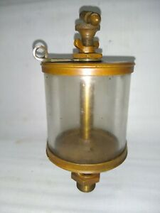Powell 5 Signal Oiler For Steam Or Hit Miss Engine