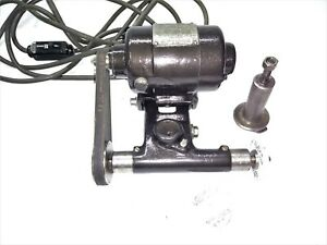 Clean Dumore Tool Post Grinder With Case For 9 Or 10 Lathe