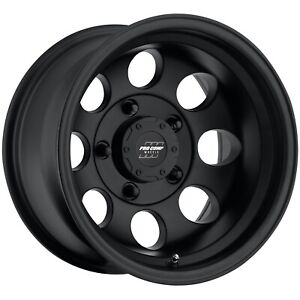Pro Comp Alloy 7069 6865 Xtreme Alloys Series 7069 In Black Finish Universal