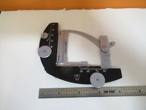 Vickers Uk England Pol Clips Micrometer Microscope Part As Pictured 1e c 61