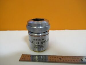 Zeiss Germany Epiplan hd 2 5x 160 Objective Microscope Part As Pictured A4 a 21