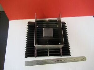 Reichert Polyvar Austria Heat Lamp Grill Microscope Part As Pictured Ft 4 x12
