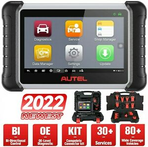 Autel Maxipro Mp808k Diagnostic Scan Tool All Systems Upgraded Of Mp808 Ds808