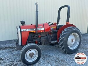 1996 Massey Ferguson 231 Tractor 2wd 540 Pto 1742 Hours 38 Hp Pre emissions