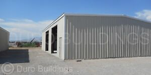 Durobeam Steel 60x125x16 Metal Clear Span Industrial Structure Buildings Direct