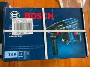 Bosch Bulldog Core 18v 3 4 Sds Plus Rotary Hammer Drill Drill Only