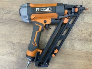 Ridgid R250aff 15 gauge Angled Finishing Nail Gun With Clean Drive Pps