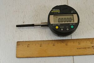 Mitutoyo No 543 2728 Absolute Electronic digital Indicator 0005 Resolution