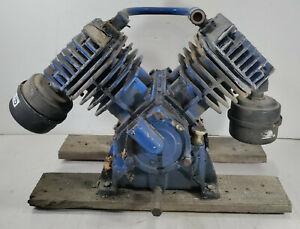 1 Used Quincy Qts 5 Single Stage Air Compressor make Offer