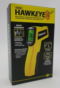 General Hawkeye Ncit100 Non contact Infrared Thermometer