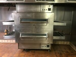 Pizza Oven Conveyor Middleby Marshall Ps360 Double Stack