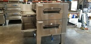Lincoln Impinger 1600 80 Impinger Double Conveyor Pizza Oven Natural Gas