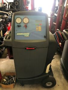 Robinair R134 A c Unit 34288 local Pickup Only Recharge Recycle Recovery