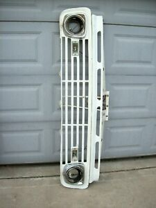1961 1966 61 66 F100 F250 F350 Ford Pickup Truck Grill Grille Surround Shell