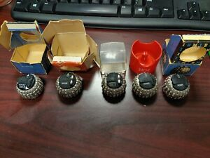 Lot 5 Ibm Selectric I And Ii Electric Typewriter Font Ball Globe 10 12 Pitch