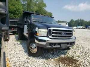Front Axle 4 Wheel Abs Drw 4 10 Ratio Fits 01 04 Ford F350sd Pickup 451039