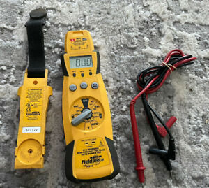 Fieldpiece Hs33 Hvac r Expandable Manual Ranging Stick Multimeter Works Great