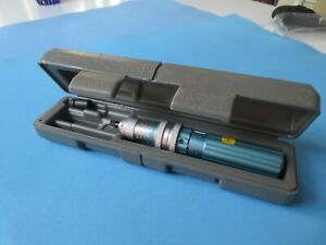Armstrong 64 002 Dr 0 100 In lb torque Limiting Screwdriver Looks Unused