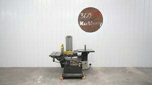 Wysong Miles No 303 Combination Disk And Oscillating Spindle Sander