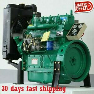 Diesel Generator 30 1kw 41hp Four Storks Military Portable Engine For Industrial
