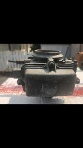 International Harvester Scout Holley 1904 Carburator Used