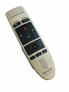 Philips Lfh3200 Speechmike Pro Usb Dictation Microphone Tested Works Read m45