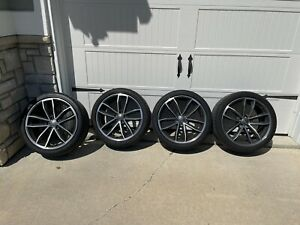 2018 Audi S5 Wheels And Tires 19