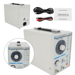 Tag 101 Low Frequency Audio Signal Generator Signal Source 10hz 1mhz power Cord