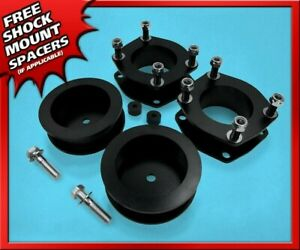 New Listing25 Front Rear Carbon Lift Spacers For 2005 2010 Commander Grand Cherokee Fits Jeep Commander