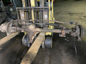 Dana 60 4 10 Gear Dual Rear Wheel High Pinon Front Axle Out Of 1994 F350