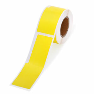 Cable Label Self adhesive Thermal Printing Sticker Paper Waterproof S4m4