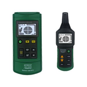 My6818 Ac Pro Cable Tester Finder 12 400v Short Circuit Detector R2t4