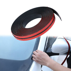 Rubber Seal Trim Prevent Water Leakage Windshield Sunroof Roof Top Window 79