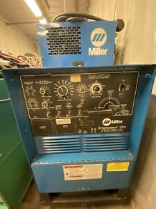 Miller Syncrowave 250 Tig Welder Delivery To Palmdale Ca Or Fontana Ca Areas