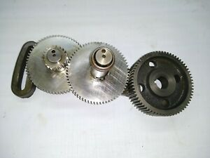 Banjo Bracket And Gears For South Bend Heavy 10 Lathe With Single Lever Qc Box