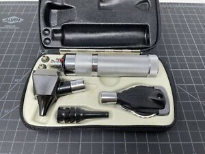 Welch Allyn Diagnostic Set Otoscope Ophthalmoscope 115 24000 707
