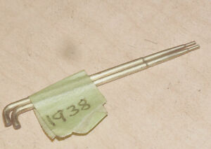 Two 2 Mopar Tq Carb Primary 1938 Metering Rods Thermoquad Dodge Chrysler