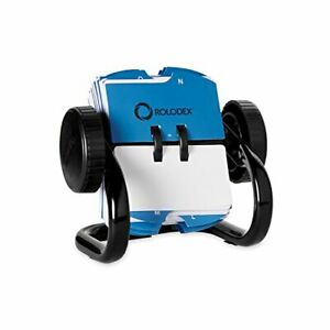 Rolodex Open Rotary Business Card File