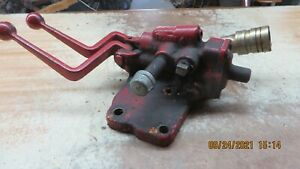 600 700 800 900 601 801 901 2000 3000 4000 Ford Tractor Hyd Remote Valve