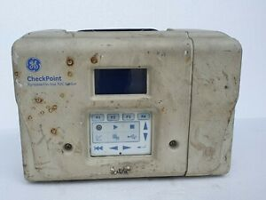 Ge Analytical Instruments Checkpoint Online Toc Total Organic Carbon Sensor