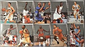 1996 Pacific Prisms Center of Attention Complete 10 Card Set RARE ACETATE SET $26.99