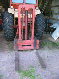 Tractor 3 Point Forklift Attachment