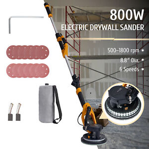 Preenex 6 Speed Electric Drywall Sander For Home Improvement Renovations More