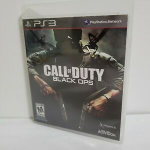 Call Of Duty: Black Ops For PlayStation 3 PS3 $12.99