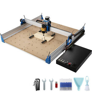 Vevor Evolution 4 Cnc Router Kit 32 X 32 3 Axis Router Milling Woodworking Usa