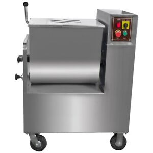 Sausage Maker 220 Lb Electric Stainless Steel Meat Mixer Model 44146 16 1213