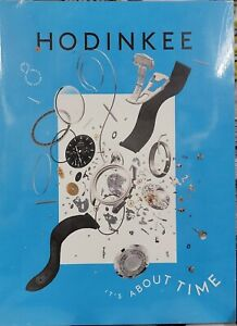 Hodinkee Magazine Volume 8 Its About Time Brand New In Stock Now