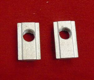 80 20 8020 Equivalent 13027 M4 X 0 7 Drop in T nut For 15 Series 25 Pcs