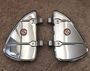 Pair Of Buick Vintage Auto Parts Window Mounting Part