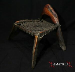 Outstanding Chair From Ambo Oromia Ethiopia Beautiful Piece
